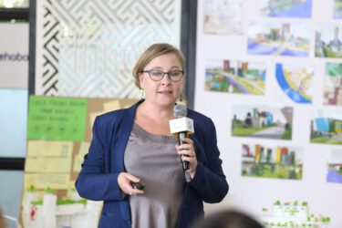 Marianne Oehlers - Arkki's children innovate project with UNICEF